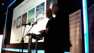 Lauren Beukes Arthur C Clarke Awards