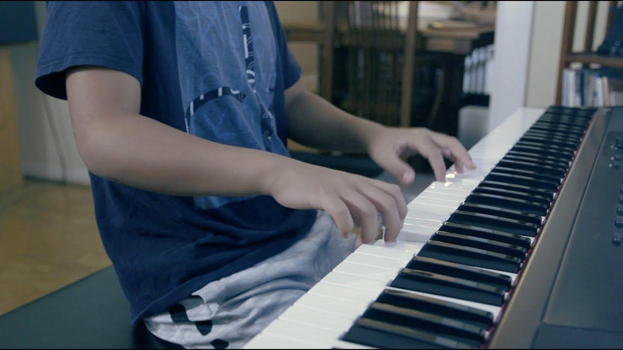 Legato III 88-Key Digital Piano Black 88 Key