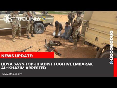 Embarak al-Khazim arrest; South Africa election; Somalia president; World cup