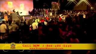 """Prophet Manasseh Jordan - Prophet Joseph Hargo """"Shall come to pass"""""""