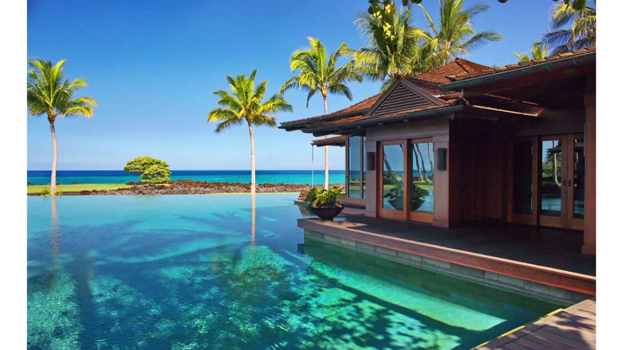 Best beach houses in the world youtube for Top houses in the world