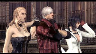 Devil May Cry 4 Special Edition - Story Mode - (60fps+DMC3SE)
