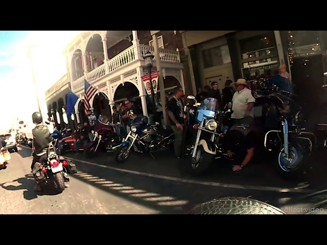 The Virginia City Strip during Street Vibrations