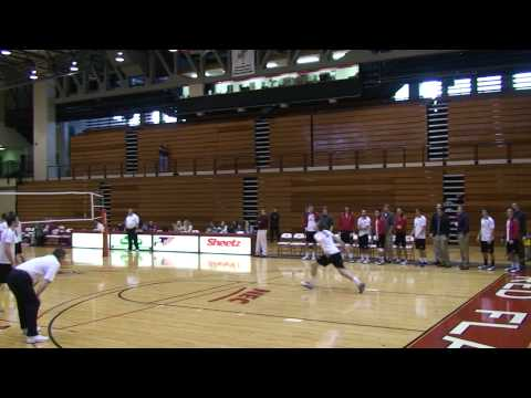 Red Flash Men's Volleyball Vs. #11 Ohio State