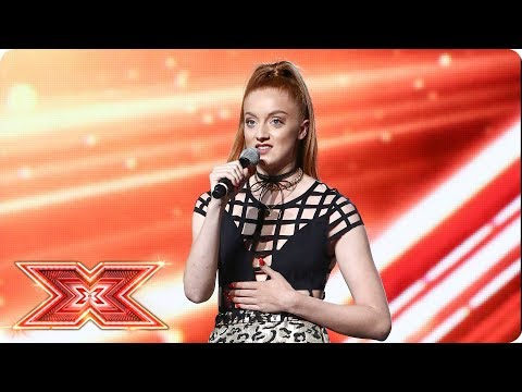 Jodie Woolcott's got sass, but will the Judges be impressed? | Boot Camp | The X Factor 2017