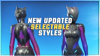'NEW' FREE SELECTABLE STYLES FOR LYNX (SHOWCASE) (Fortnite Battle Royale)