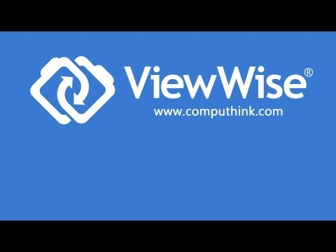 ViewWise Document Management System Standard Demo HD