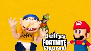 SML Parody: Jeffys Fortnite Figures!