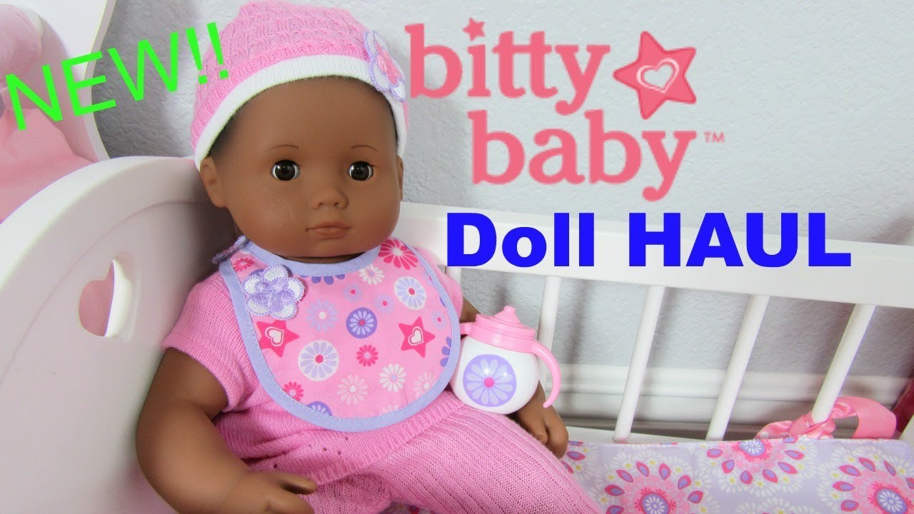 NEW American Girl BITTY BABY Doll HAUL Unboxing New