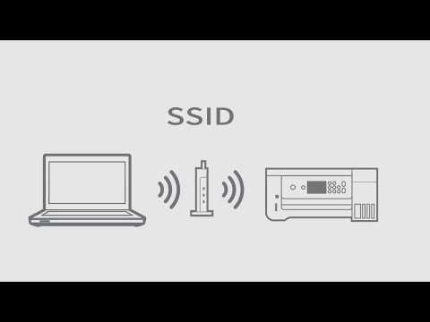 How to Connect a Printer Using Wi-Fi with SSID (Epson ET-2750