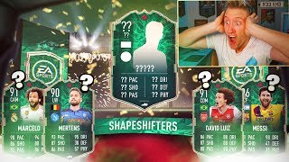 HUGE SHAPESHIFTER PACKED!! | FIFA 20 Pack Opening