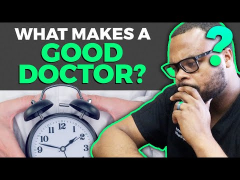 What Makes A Good DOCTOR? | A Surgeons Perspective