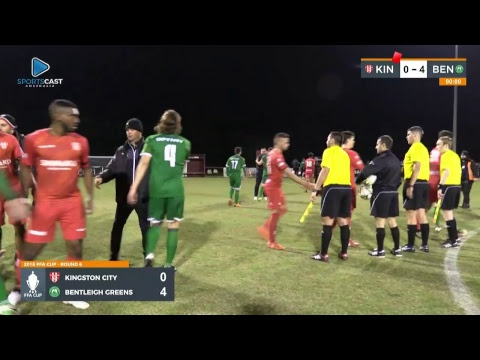 LIVE: FFA Cup Round 7 - Kingston City v Bentleigh Greens