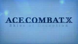 Ace Combat X: Skies of Deception Trailer HD Remake