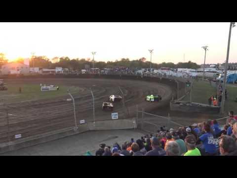 Kokomo Speedway | 10.15.16 | Kokomo Klash X | Modifieds | Heat 4