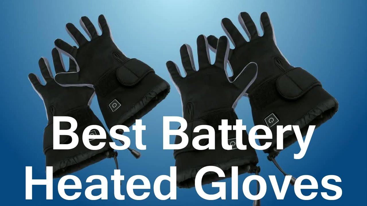Motorcycle gloves heated battery - Motorcycle Gloves Heated Battery 1