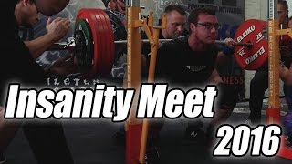INSANITY MEET 2016 Fucking Shit up!!!