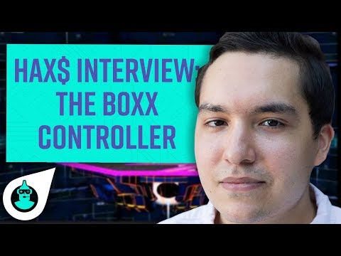 Hax$ Talks Smash Bros Mechanics  And New Controller The Boxx (Part 1)  | Leaderboard Esports