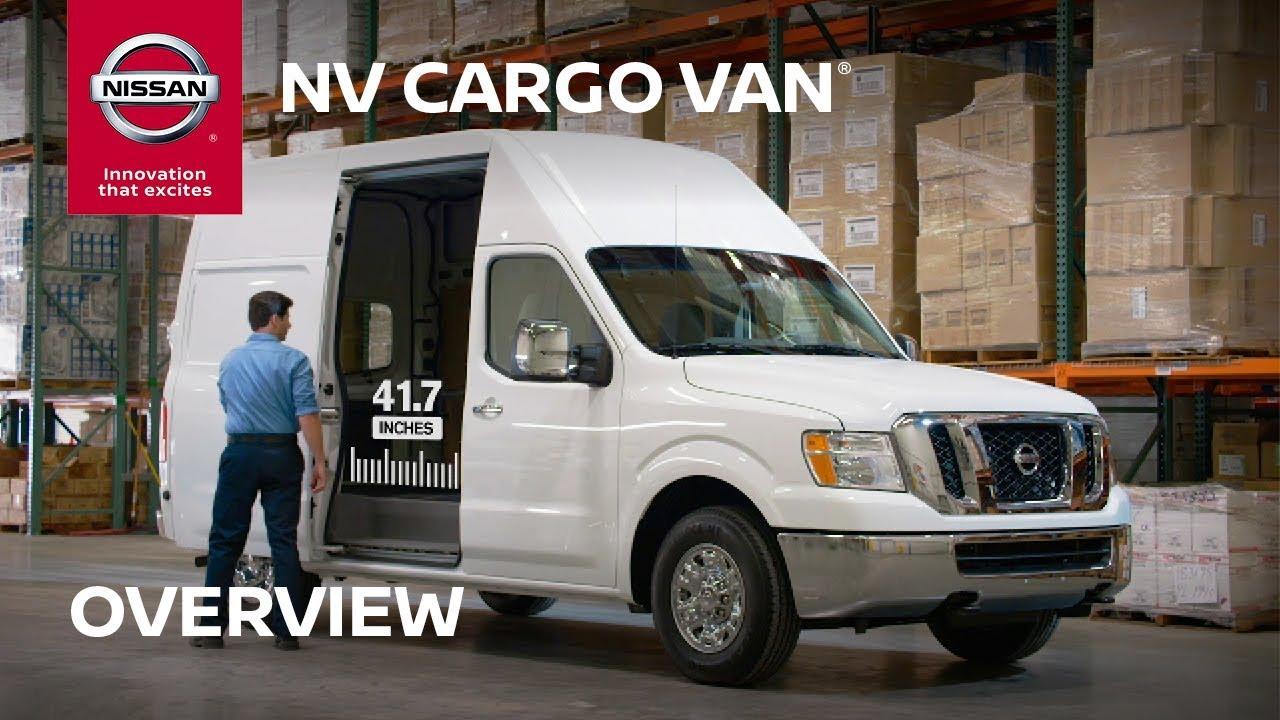 Nissan Nv Cargo Van Overview
