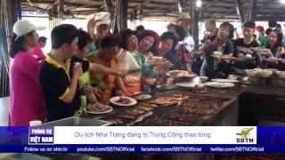 PHÓNG SỰ VIỆT NAM: Du lịch Nha Trang đang bị du khách Trung Cộng thao túng