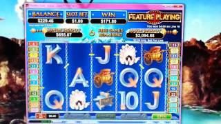 Vulcan RTG SLOT BIG WIN(This is from a site called aladdinsgoldcasino. This particular game I have hit big on many times. Once was for 30k which is the max payout. This was just a ..., 2015-09-09T21:42:40.000Z)