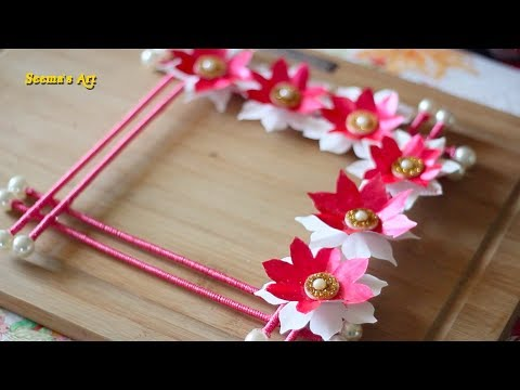 How To Make Wooden Stick Photo-Frame | Awesome DIY