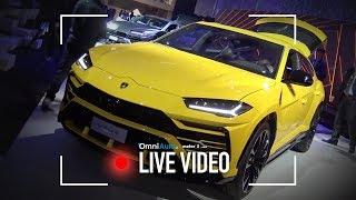 Lamborghini Urus | Il SUV più veloce del mondo visto dal vivo!