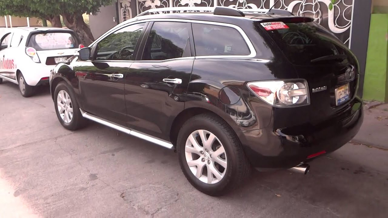 Mazda Cx 7 All Wheel Drive Best Cars Modified Dur A Flex