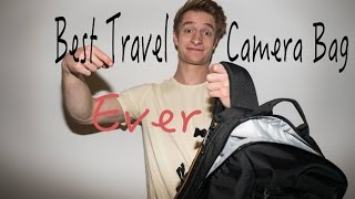 Ultimate Travel Camera Bag! Best For the $$ (Lowepro Fastpack 250 AW II)