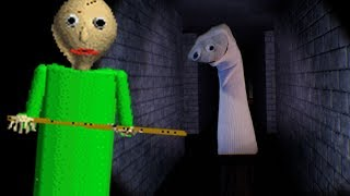 NEW CHARACTER AND MAPS REVEALED! | Baldis Basics in Education and Learning Remastered (NEW)