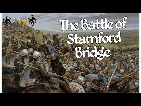 The Norman Conquest of England: The Battle of Stamford Bridge (Intro)