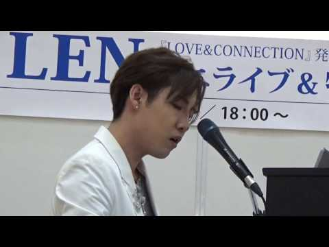 '17.3.23☆LENcover《Forever Love / X JAPAN》 《さよなら/小田和正(オフコース)》