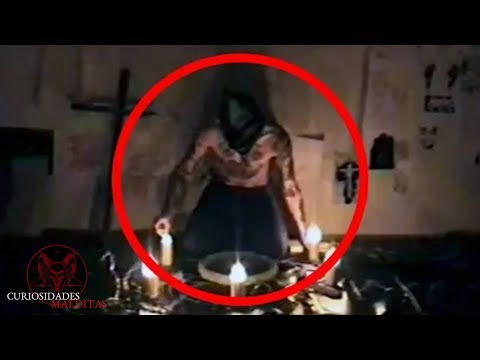 5 BRUJAS REALES CAPTADAS en Video  Videos De Terror 2018  VIDEOS PARANORMALES