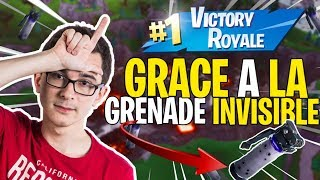 I do TOP 1 GRACE TO THE NEW CHEATER POTION! - FORTNITE