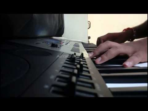 Sapna Jahan   Brothers piano instrumental Casio 7300in