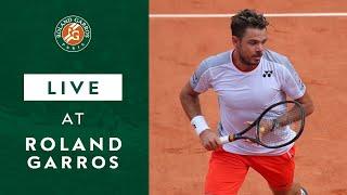 Live at Roland-Garros #8 - Daily Show | Roland-Garros 2019