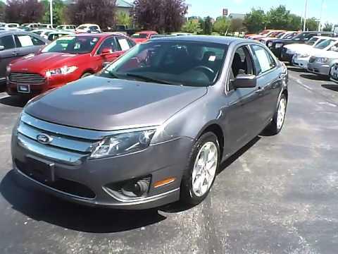 Jim Keim Ford >> 2010 Ford Fusion SE For Sale Columbus Ohio - YouTube