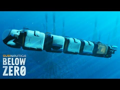 *NEW* Vehicle  ALL UPGRADES AND MODULES   - SEA TRUCK || Subnautica Below Zero