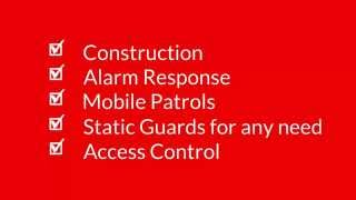 Security Guards Dalby Queensland. DSP Guards and Patrols. 07 46622779