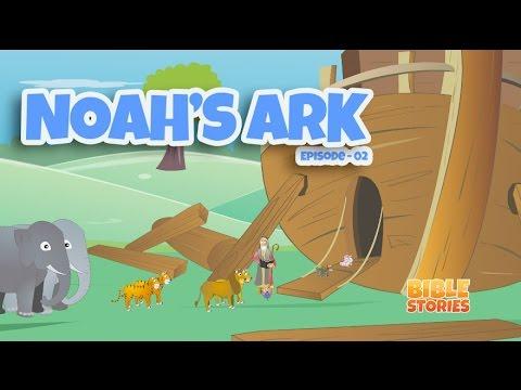 Bible Stories for Kids! Noah's Ark (Episode 2)
