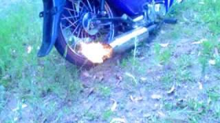 fair tirando fuego