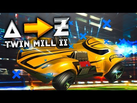 ¡¡De la A-Z ESTÁ AQUÍ, TWIN MILL II EN ACCIÓN!! ~ ROCKET LEAGUE thumbnail