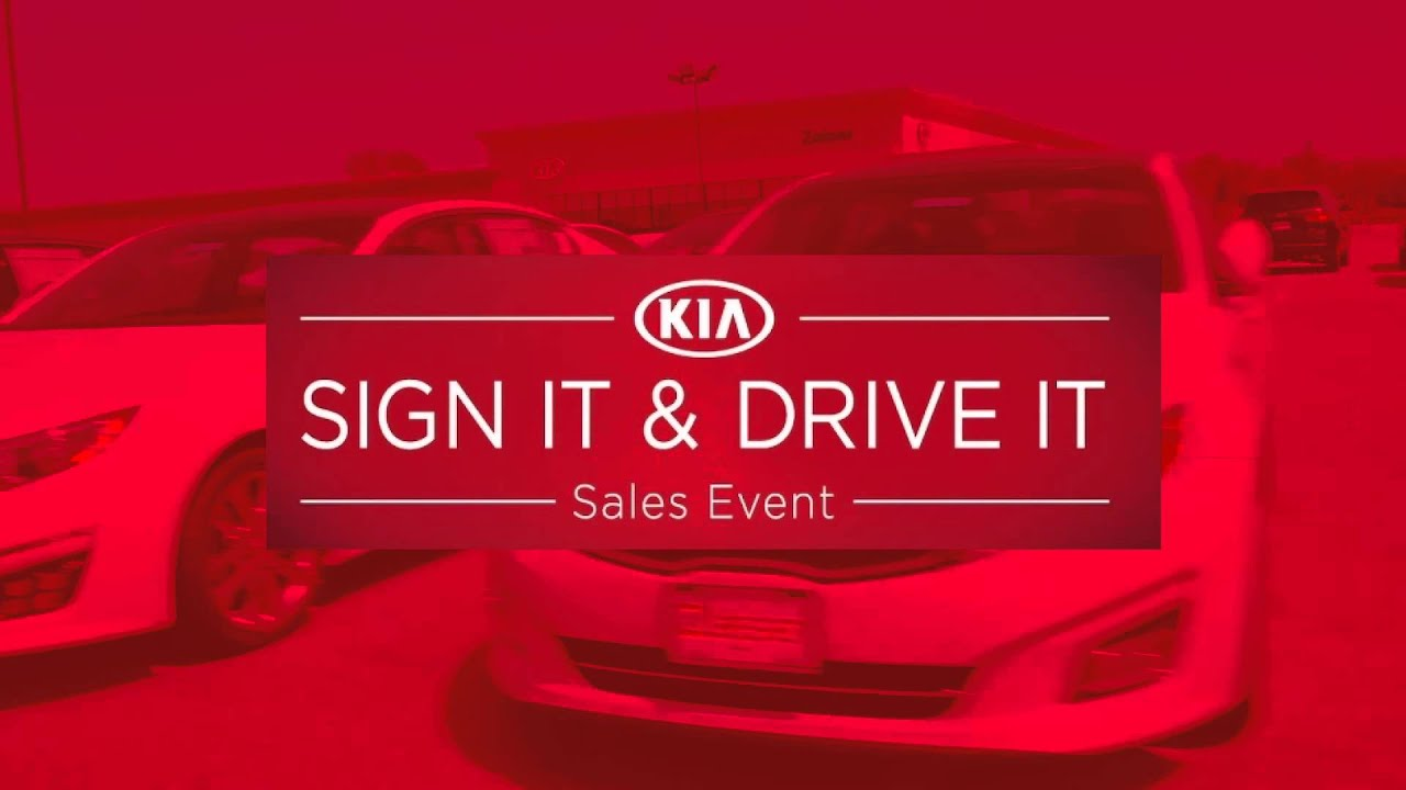 Wood River Kia >> Zeiser Kia Wood River Sign It And Drive It Sales Event