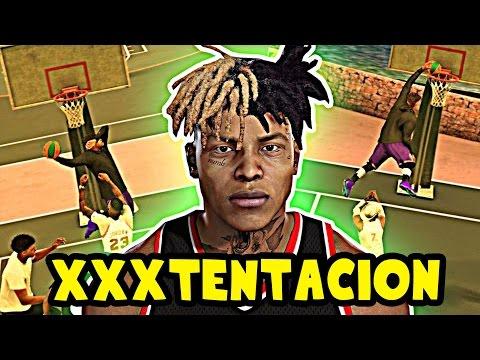 *RARE* XXXTENTACION - NBA 2K17 - ANKLE BREAKERS! & POSTERIZERS! - XXXTENTACION