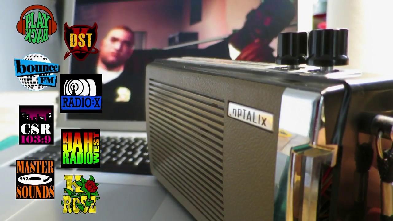 GTA: San Andreas Radio Set - The MagPi MagazineThe MagPi