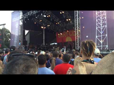 Gary Clark Jr. at ACL Music Festival 2015