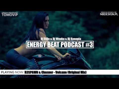 Energy Beat Podcast #3 Dj DiDo & Dj Wnuku & Dj Konopia