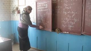 Фрагмент урока.  Алгебра 11 класс. Методы решения логарифмических уравнений.(Это видео создано с помощью видеоредактора YouTube (http://www.youtube.com/editor), 2014-02-03T18:22:53.000Z)