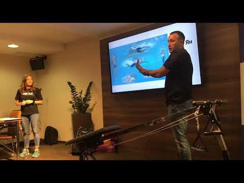 """видео: Tristyle Education. """"Лекция 2: техника плавания кролем. Типичные ошибки и их исправление""""."""