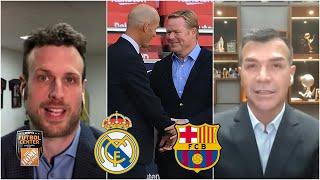 ZIDANE VS KOEMAN. El del Real Madrid le ganó el CLÁSICO TÁCTICO al del Barcelona | Futbol Center